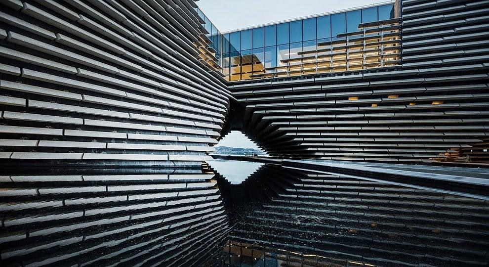 Dundee, ecco il Victoria&Albert delle Highlands -   foto