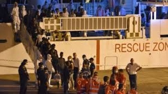 La Cei: 40 migranti della Diciotti accolti da Milano a Firenze e Frosinone