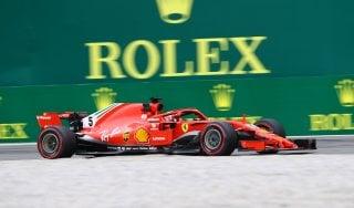 """F1, Gp Monza: Vettel precede Raikkonen e Hamilton nelle seconde libere. Camilleri: """"Seb è il nostro CR7"""""""