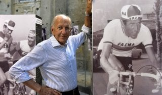 Ciclismo, 50 anni fa il trionfo di Adorni nel mondiale di Imola