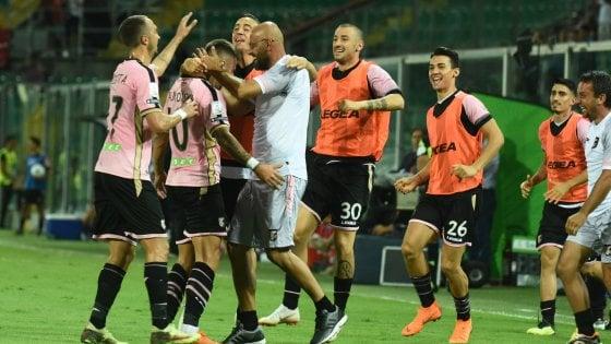 Serie B, Palermo-Cremonese 2-2: Mazzotta in extremis salva i rosanero