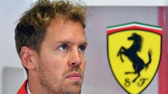 GP Italia, libere: Vettel ancora davanti a tutti, ma Hamilton si avvicina