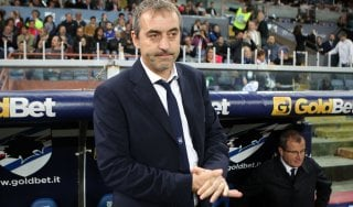 Sampdoria, poca fiducia per Giampaolo: ''Quasi impossibile battere il Napoli''