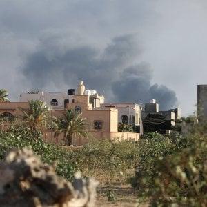 Libia, ordigno vicino all'ambasciata italiana. Per la stampa libica l'obiettivo era la nostra rappresentanza