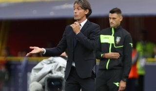 Bologna, Inzaghi: ''Dobbiamo migliorare sotto porta''