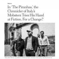 Saviano sul NY Times: