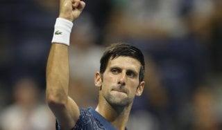 US Open: Djokovic e Sharapova volano agli ottavi, fuori Zverev e Kvitova