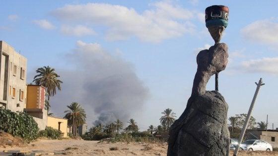 Libia, Salvini: