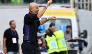 """Fiorentina, Pioli: """"Abbiamo dimostrato qualità e lucidità"""""""