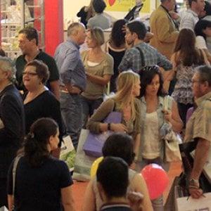 Alimentazione, cura del corpo e green lifestyle, in sette padiglioni shopping e dibattiti