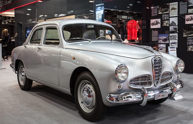 FCA Heritage, che show a Grand Basel