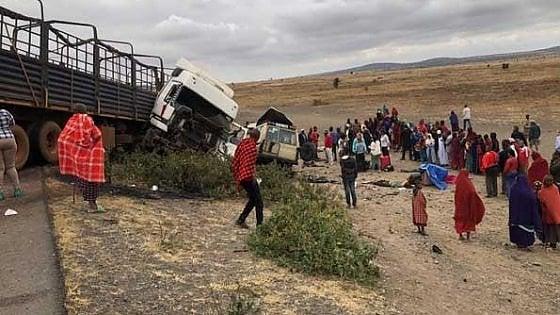 Tanzania, un turista italiano muore in un incidente stradale