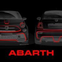 Nuova Abarth 595, il design