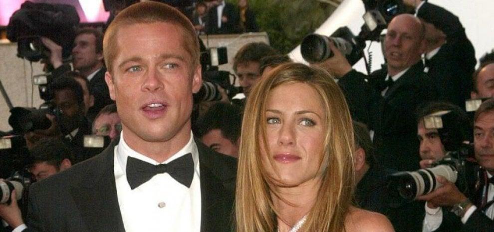 Jennifer Aniston e Brad Pitt insieme sul lago di Como: il gossip diffuso da due giornali
