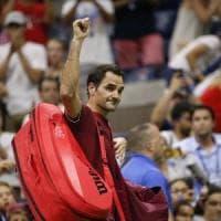 Tennis, Us Open: sorpresa Federer, va ko con Millman agli ottavi