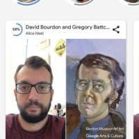 Art Selfie, l'autoscatto per scoprire l'arte