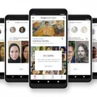 Google, ora basta un selfie per scoprire l'arte che ti somiglia