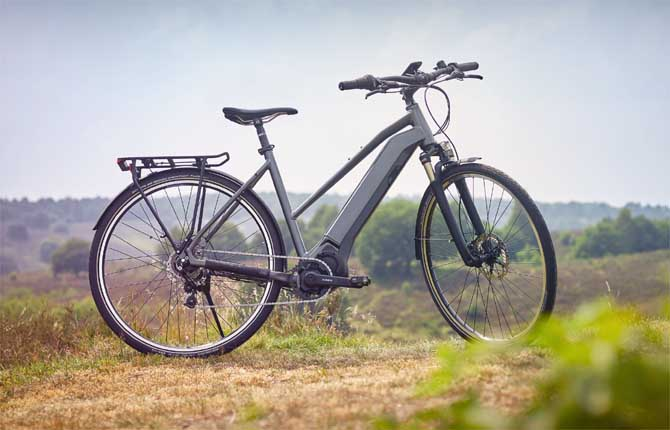 Fenomeno e-bike, ecco tutti i vantaggi