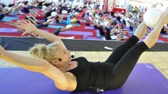 Fitness, ascoltare musica durante l'allenamento riduce la fatica
