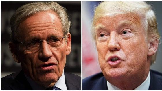"""""""Trump è un idiota e la Casa Bianca è crazytown"""": le rivelazioni del libro di Woodward"""