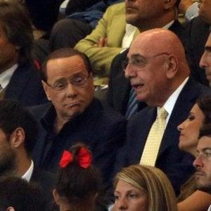 Berlusconi e Galliani tornano nel calcio: vogliono comprare il Monza