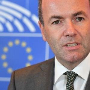 """Weber (Ppe) si candida alla presidenza della Commissione Ue. Merkel: """"Io lo sostengo"""""""
