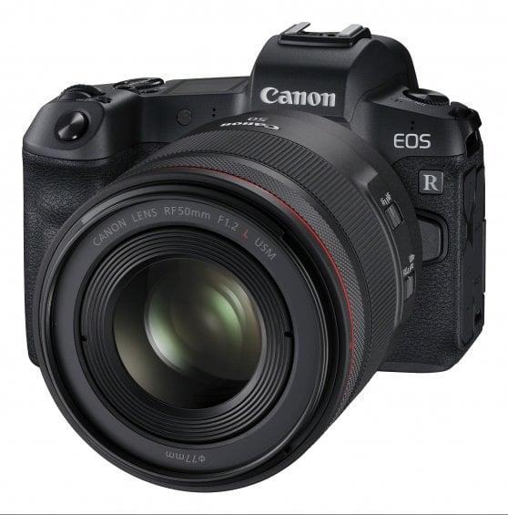 Canon svela la fotocamera EOS R, la rivoluzione è servita