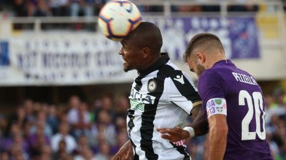 Fiorentina, nessuna sanzione per la fascia da capitano diversa