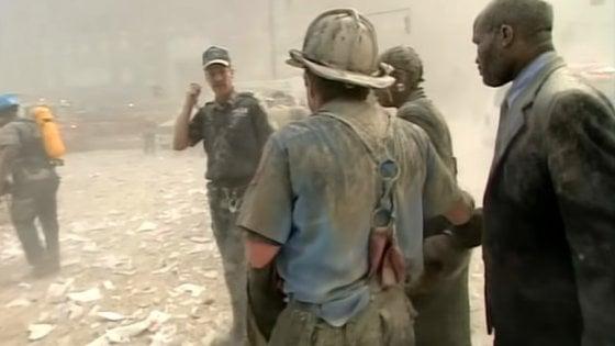 11 settembre, nei video restaurati i minuti del terrore e dell'eroismo