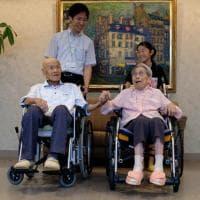 """Giappone, sposati da 80 anni entrano nel Guinness. """"Il segreto? Avere pazienza"""""""