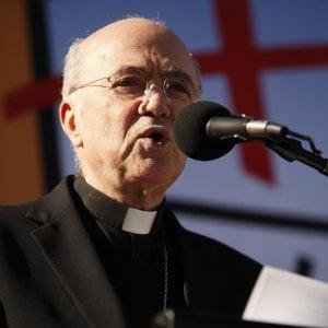 Pedofilia in Vaticano, spunta la lista dei cardinali che appoggiano Viganò