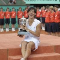 Tennis, Schiavone: si ritira la regina del Roland Garros.
