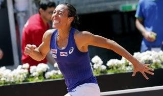 """Tennis, Schiavone: si ritira la regina del Roland Garros. """"Ho realizzato i miei sogni"""""""