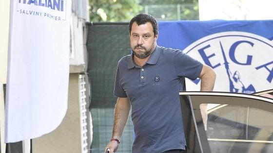 """Fondi Lega, riesame accoglie ricorso della Procura: sì a sequestro di 49 milioni. Salvini: """"Temete l'ira dei giusti"""""""