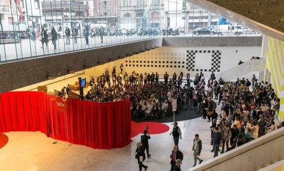 Un momento dell'edizione 2017 del Salone della CSR e dell'innovazione sociale