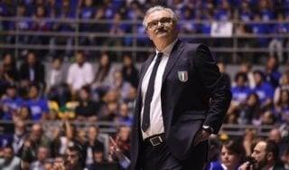Basket, Italia impegnata nella SuperCup. Sacchetti: ''Alziamo l'asticella''