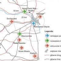 Polonia, polemiche per il mega aeroporto da 10 miliardi ma distante 45 km da Varsavia