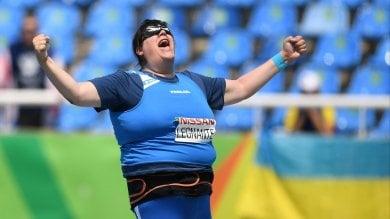 """L'oro di Assunta: """"La mia luce dentro"""" L'atleta paralimpica trionfa a Berlino"""