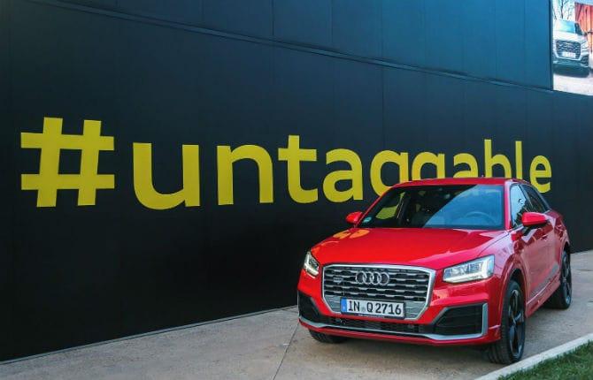 Audi Q2, si cambia così