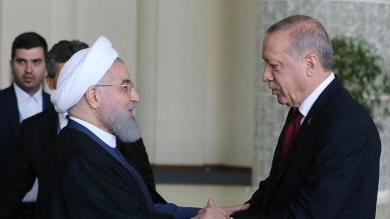 Incontro tra Iran, Russia e Turchia per combattere il terrorismo in Siria