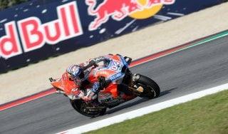 MotoGp, San Marino: libere nel segno di Dovizioso. Marquez quinto, Rossi 8°