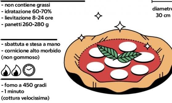 Pizza napoletana: un trattato di alta gastronomia in pochi centimetri lievitati