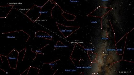 Asteróide que vem: 'vai tocar' a Terra nas próximas horas
