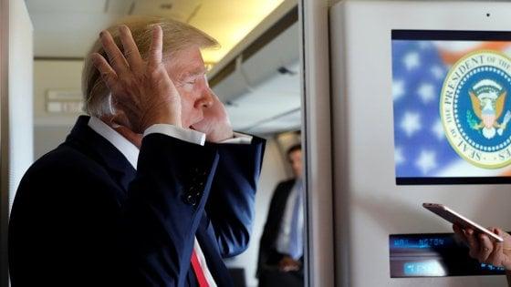 Trump vuole indagare sull'anonimo accusatore. 12 nomi nella lista dei sospetti