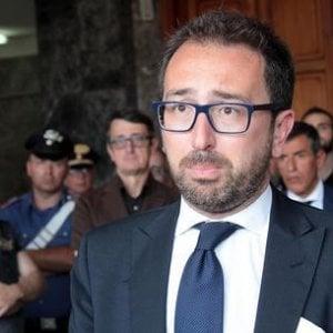 """Bonafede: """"Salvini? Non ci faccia tornare alla Seconda Repubblica"""""""