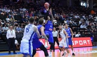 Basket, Supercup: Italia fuori forma, la Repubblica Ceca passeggia