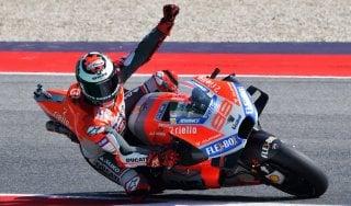 MotoGp, San Marino: pole di Lorenzo. Dovizioso 4° davanti a Marquez, Rossi settimo