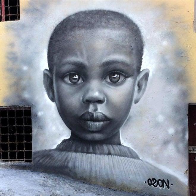 Street art, un festival tra i murales di Diamante