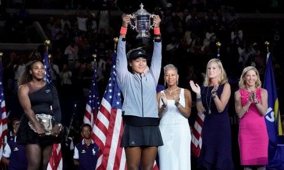 """Tennis, Serena s'arrabbia col giudice di sedia: """"Ladro"""". E perde gli Us Open"""