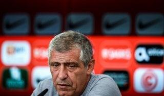 """Portogallo, Santos si appella al pubblico: """"E' la nostra arma in più"""""""